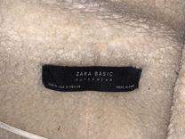 Дублёнка Zara — Одежда, обувь, аксессуары в Москве
