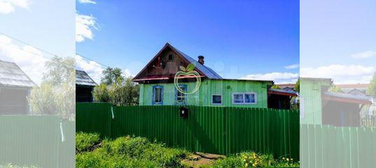 Дом 40 м² на участке 7 сот. в Пермском крае   Недвижимость   Авито