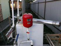 Печка раотающая на дизельном топливе