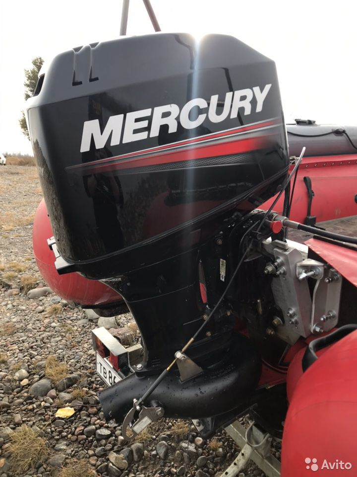 Лодочный мотор Mercury 50»