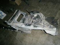 Лонжерон передний правый для Mercedes Benz W211 E