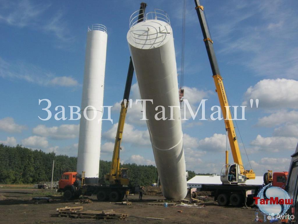 Водонапорная Башня Рожновского 160 м3 вбр 50У-18-2  88634379073 купить 3