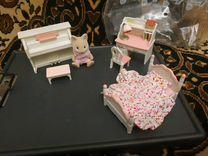 Sylvanian Families Розовая комната