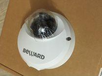 Камера видеонаблюдения купольная 2мп