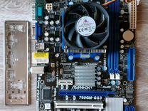 Материнская плата AM3 DDR3