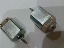 Электро моторчики 3 - 6 V