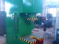 Пресс гидравлический п6330 усилие 100тн