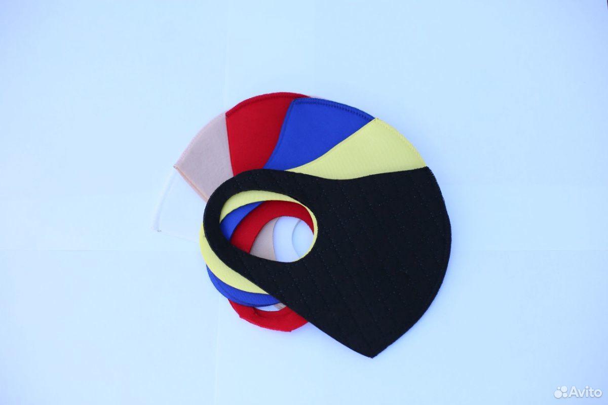 Маска защитная для лица  89307428544 купить 1