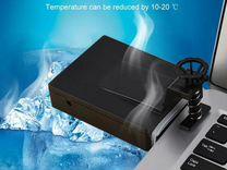 Вакуум. Вентилятор для Охлаждения Ноутбука (Новый) — Товары для компьютера в Волжском