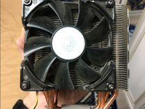 Процессор, система охлаждения