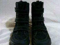 Экко зимние ботинки 38 размер