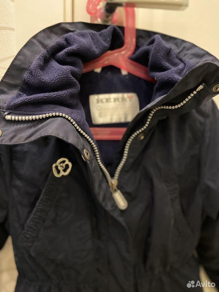 Пальто утепленное Kerry 4-5л  89119927412 купить 6