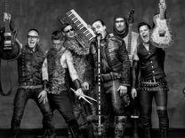 Билеты на концерт Rammstein в Лужниках Duhast zona