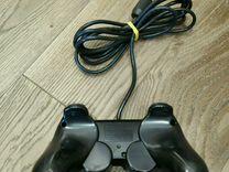 Геймпады Playstation 2 цена за два