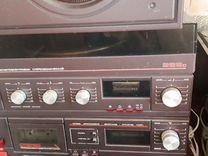 Магнитоэлектрофон с колонками Романтика 222с