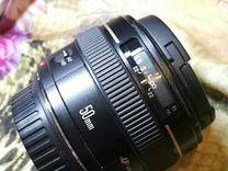 Объектив Canon EF 50mm f/1,4