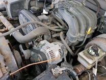 Двигатель от Волги Крайслер