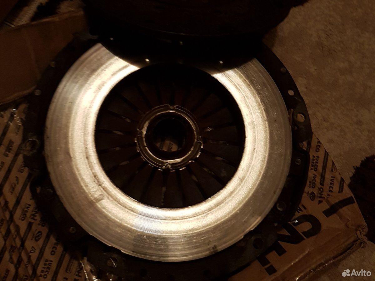 Диск цеплений с карзиной на Ивеко дейли 3л  89227722245 купить 1