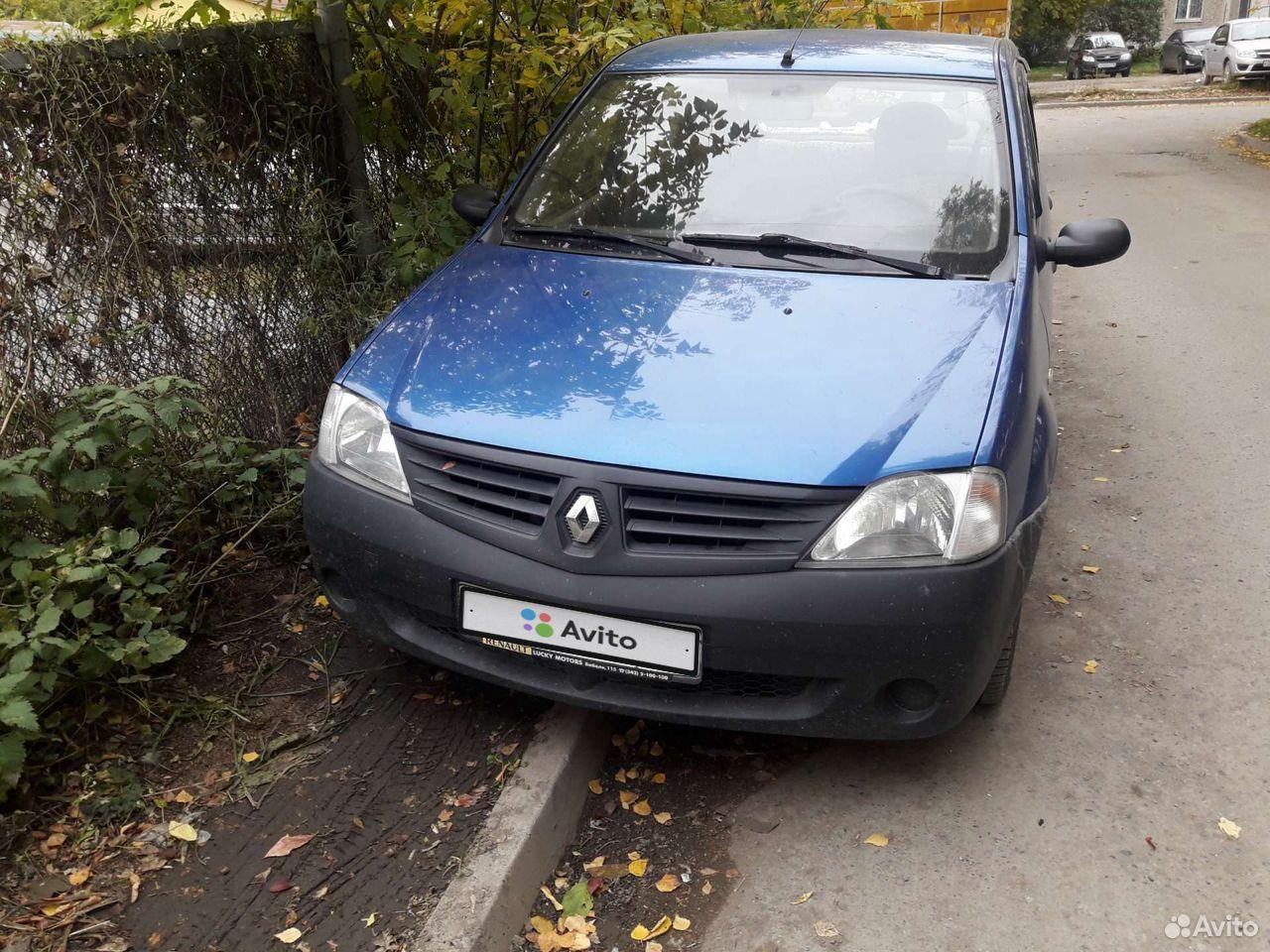 Renault Logan, 2007  89584912702 купить 2