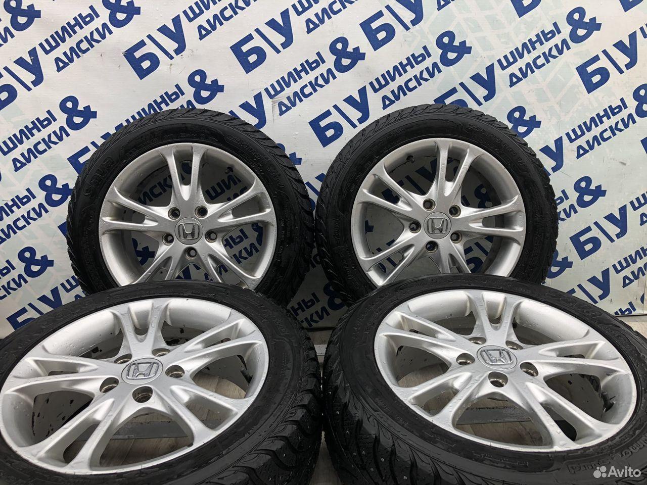 Колеса зима R16, 5x114,3 Honda Civic  89222232672 купить 1