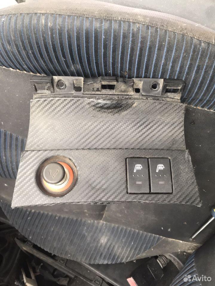 89644905044  Кнопка подогрева сидений консоль Mazda 3bk