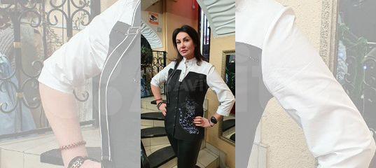 Стильные блузы для модниц 48-56 размеров купить в Санкт-Петербурге с доставкой | Личные вещи | Авито