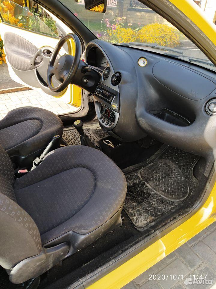Ford Ka, 2000  89379356431 купить 7