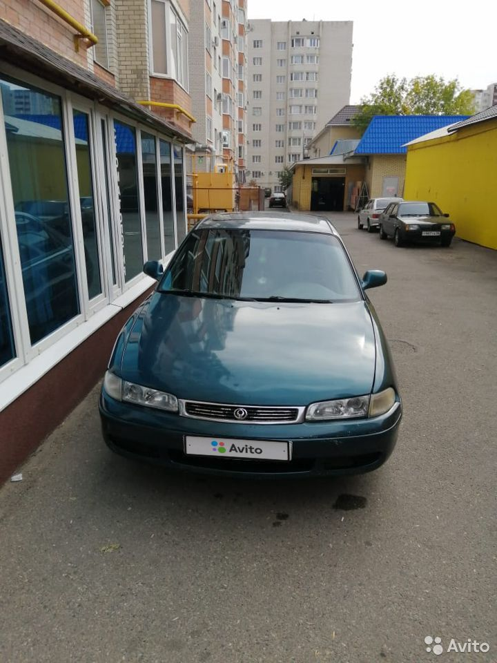 Mazda 626, 1992  89289703048 купить 5