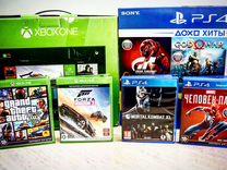 Огромный выбор приставок PS3, PS4, Xbox360, One