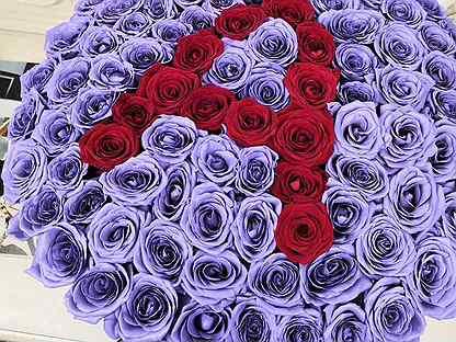 Розы Цветы Букеты 25 51 151 201 101 роза Доставка