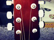 Новая гитара Power (санбёрст)