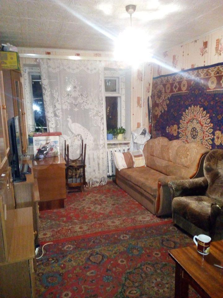 3-к квартира, 49 м², 2/5 эт.  89023583355 купить 2