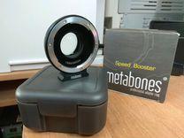 Metabones Speed Booster Ultra 0.71х, EF-Micro 4/3