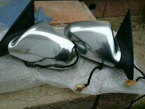 Зеркала S8 2007 года стояли 4 месяца без потертост