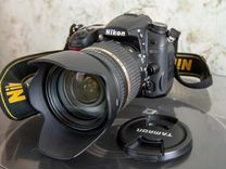 Nikon D7000 + Tamron SP AF 17-50mm F/2.8 XR Di II