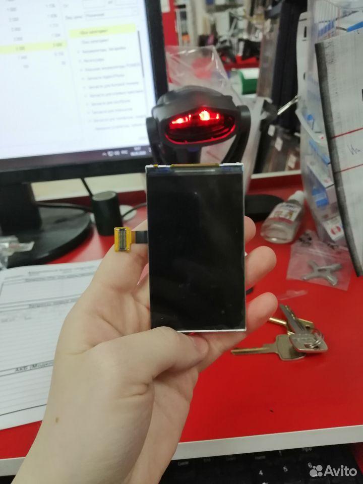 Экран на телефон Samsung C6712 ориг  89003081353 купить 2