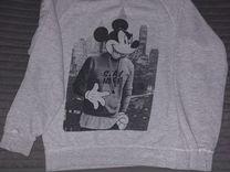 Пуловер Mickey Mouse — Одежда, обувь, аксессуары в Москве