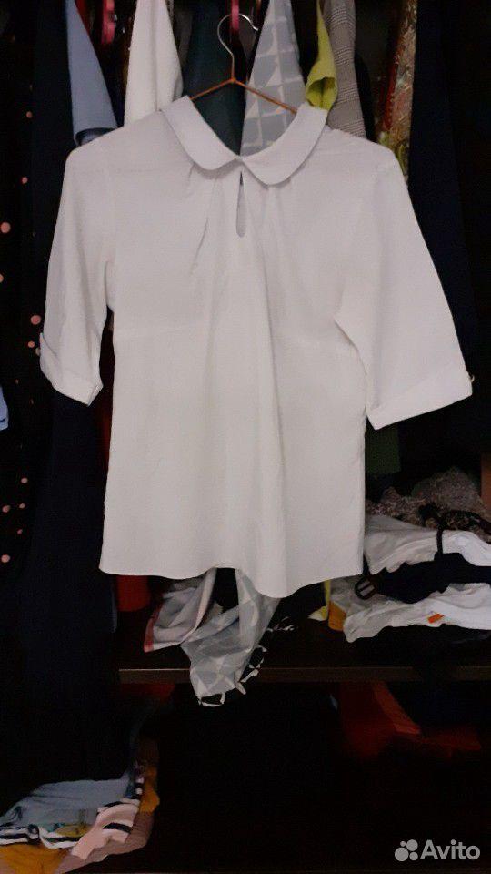 Школьные блузки разм S