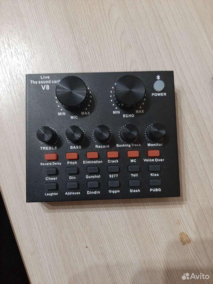 Внешняя звуковая карта  89529910513 купить 1