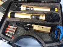 Два радиомикрофона WM-102