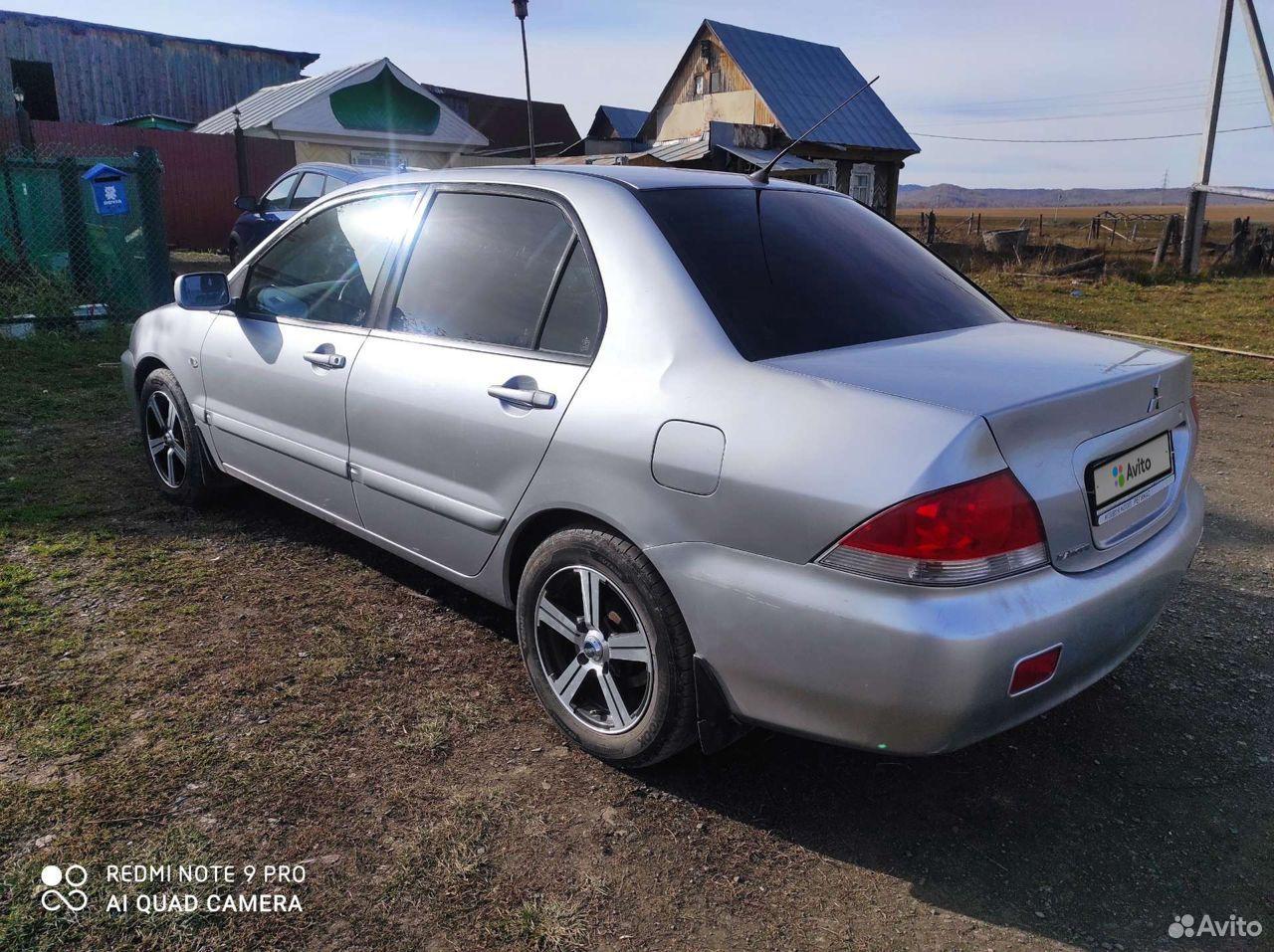 Mitsubishi Lancer, 2007  89656463482 kaufen 4