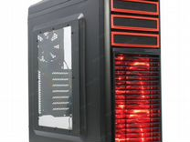 Корпус Deepcool Kendomen RD черный