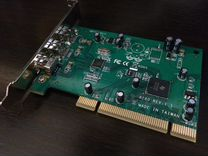 Контроллер PCI FireWire 800, 400