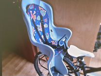 Детское кресло на велосипед