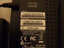 Wi-Fi- Роутер Linksys (Cisco) E1200