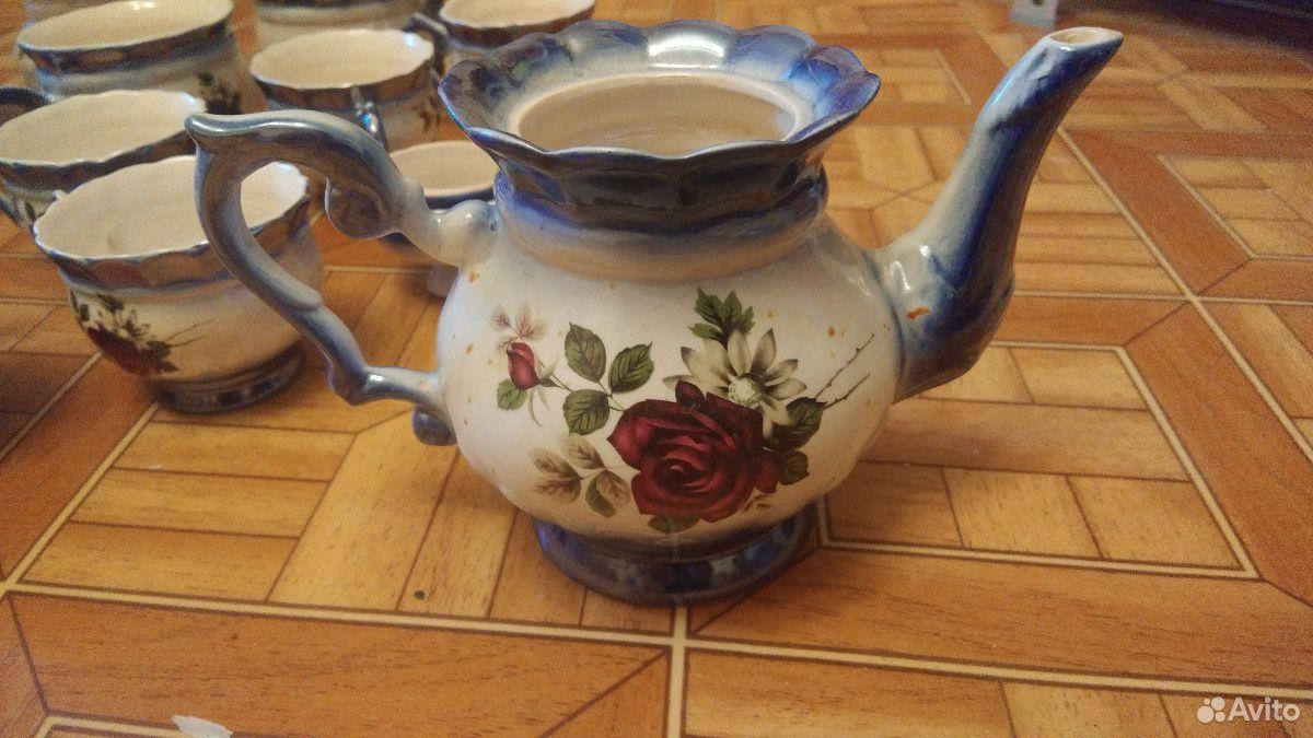 Tea set  89277586287 buy 1