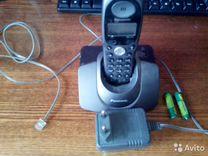Dect - телефон Panasonic KX-TG1105RU