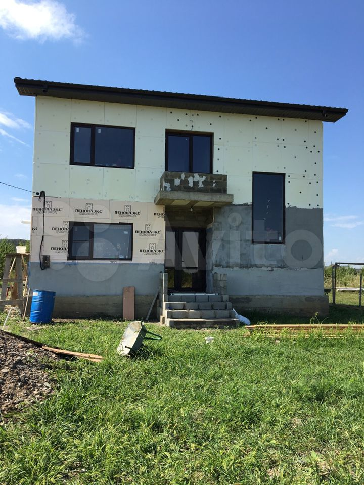 Дом 160 м² на участке 6 сот.  89654571150 купить 2