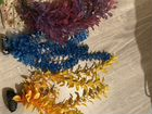 Украшение в аквариум водоросли