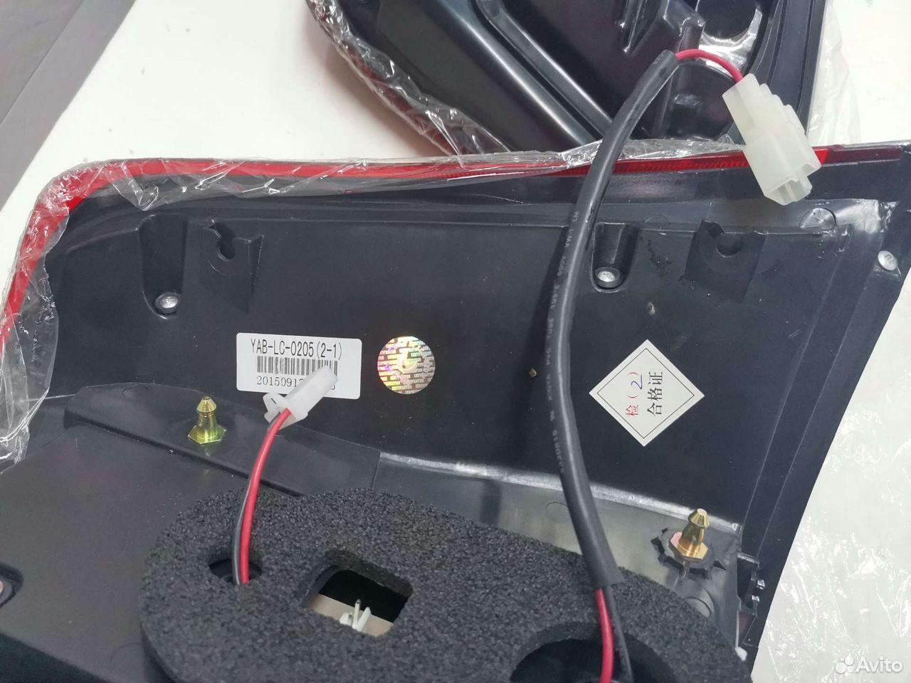 Задние фонари Lexus lx 570, tlc 200 с 2008 по 2012  89246877333 купить 6